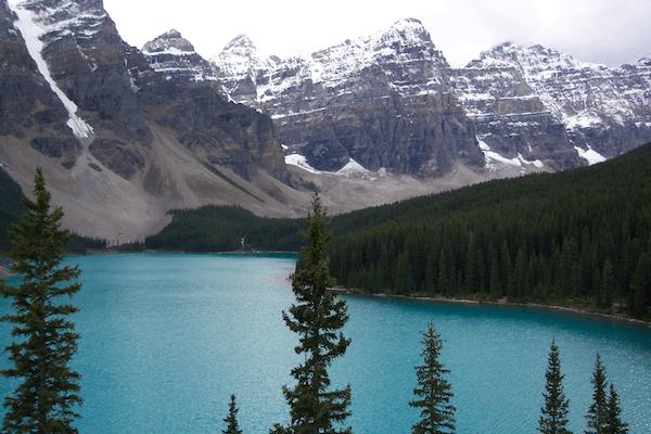 Banff Canada, Rocky Mountains